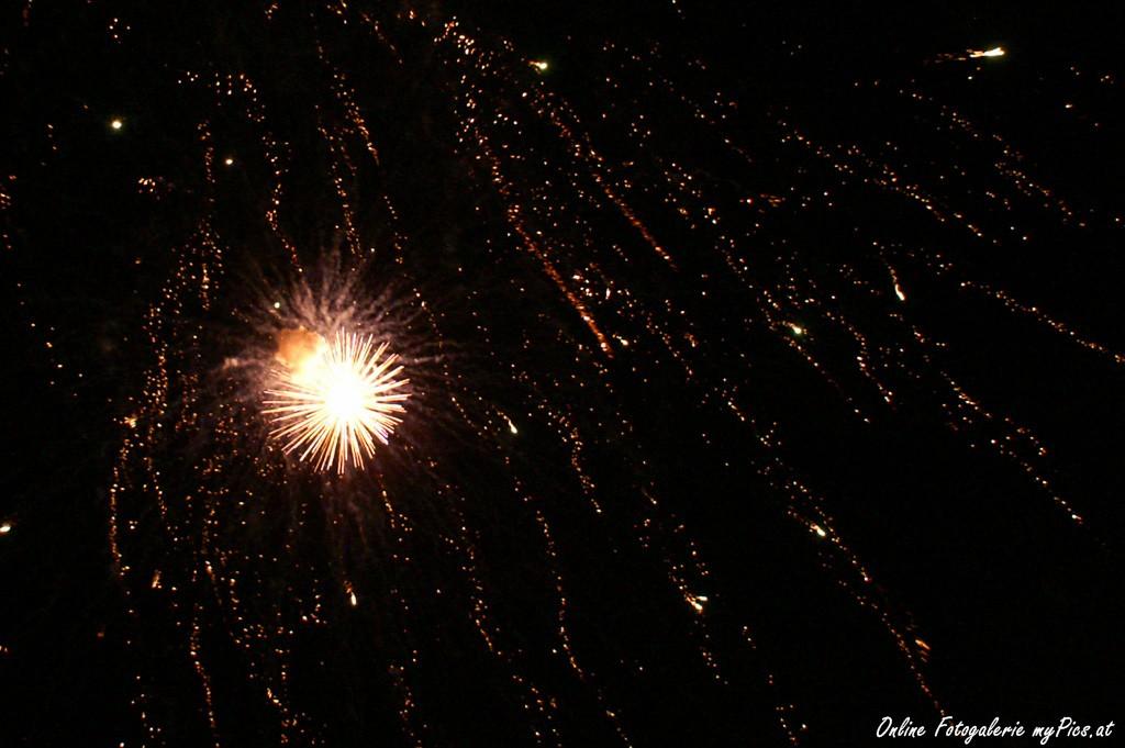 Silvester Feuerwerk Böller