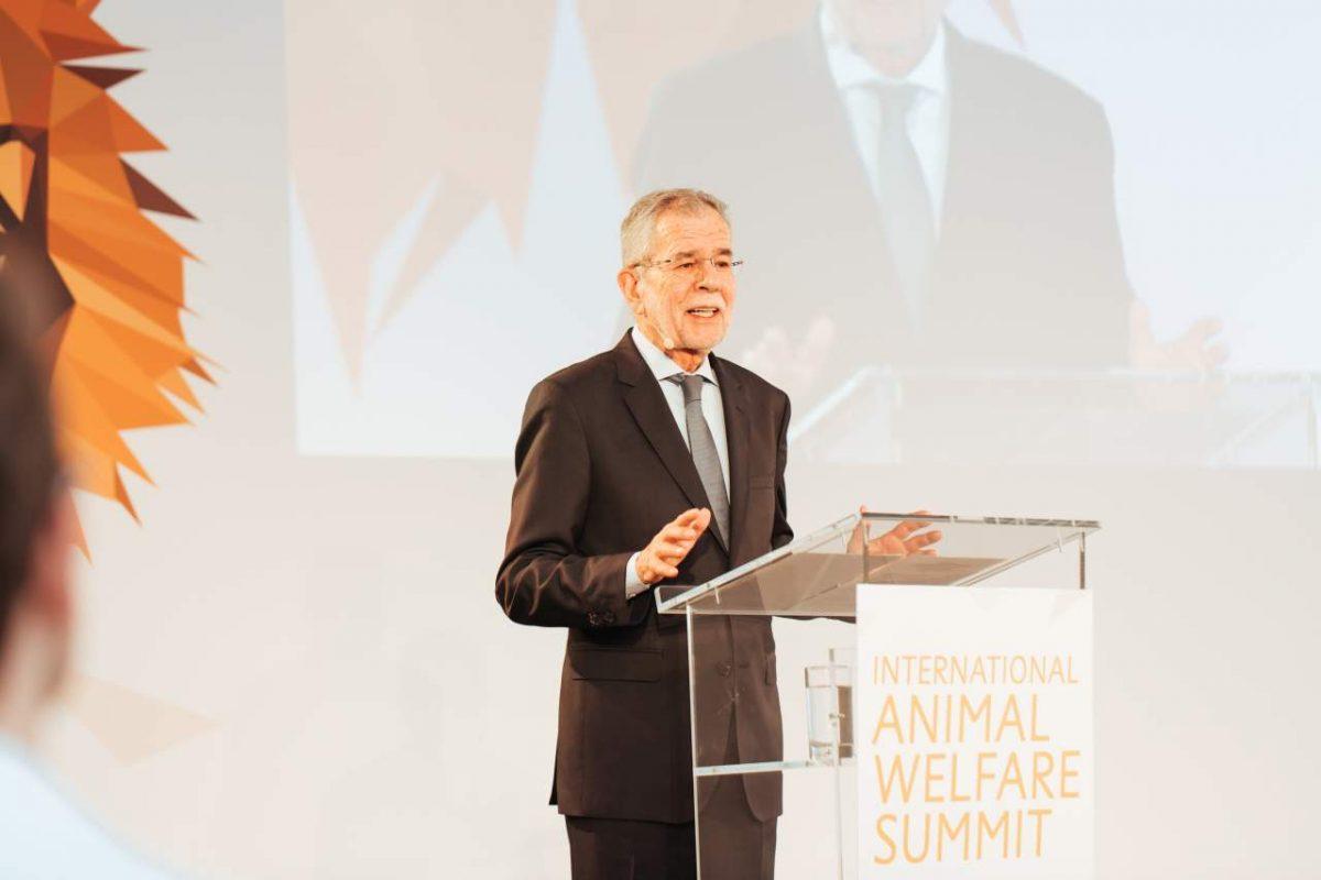 1. Internationale Tierschutzgipfel in Wien