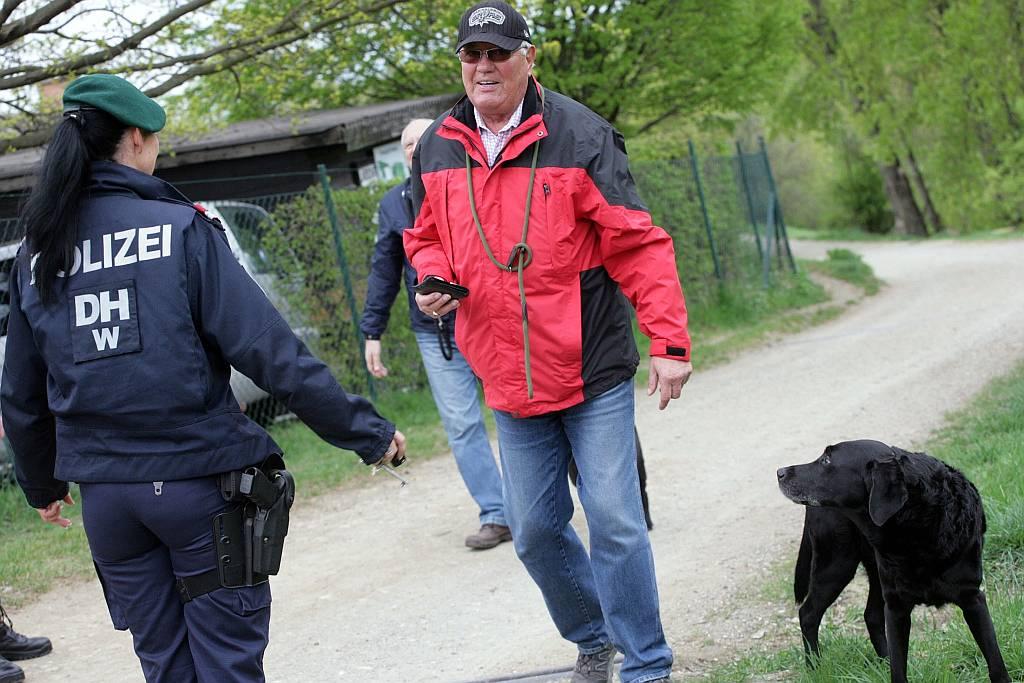 Schwerpunktkontrollen der Polizei und des Veterinäramts Wien